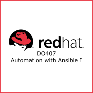DO407-Automation with Ansible I