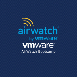 vmware airwatch bootcamp